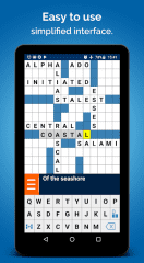 Crossword Puzzle Free Screenshot #8